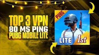FIX HIGH PING PROBLEM IN PUBG MOBILE LITE | TOP 3 BEST VPN FOR PUBG MOBILE LITE