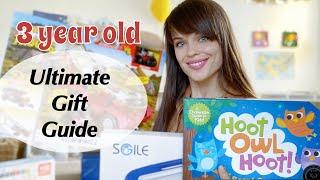 3 Year Old Favorite Toys & Gift Ideas  Our Top 10 Toys And Birthday Gifts
