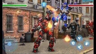 Robot Fight Street Brawl Real Robot | Amazing Robot Fighting Android GamePlay | By Game Crazy