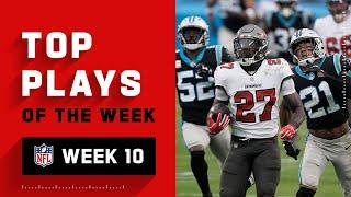 Top Plays from Week 10 | NFL 2020 Highlights