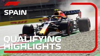 Qualifying Highlights | 2021 Spanish Grand Prix