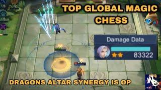 TOP GLOBAL MAGIC CHESS - ASSASSIN SYNERGY OP- Mobile Legends Bang Bang