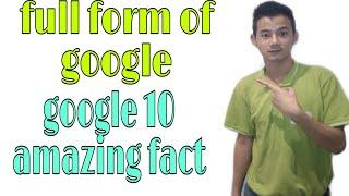 Story of google, history of google  top 10 fact of google knowledge infomer