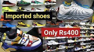 Mumbai Shoes wholesale market / 7A quality shoes