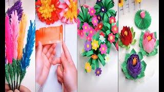 DIY ROOM DECOR||Paper Crafts Ideas ||Top 10+ Easy Crafts Ideas at home 2020||SOLUTIONBRIDGEDIY