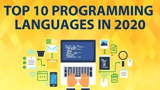Top 10 Programming Languages In 2020 | Top Programming Languages You Must Learn | Great Learning