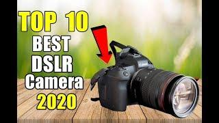 ✅ Top 10 Best DSLR Camera In 2020