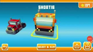 Top Trending | motivational | Mobile game | BLOCKY HIGHWAY ✔ KIDS RACING GAME ► ACTION  | game play