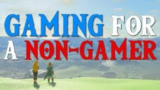 What Breath Of The Wild Is Like For Someone Who Doesn't Play Games