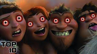 Top 10 Scary The Croods Theories