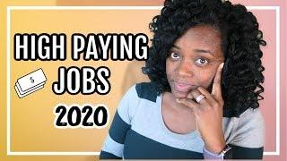 High Paying Work from Home Jobs in 2020