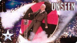 RISKY BUSINESS! MAGICAL father & son duo Jez Bond and Bondini bring the DANGER! | BGT: UNSEEN