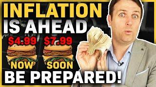 INFLATION AHEAD - STOCK MARKET NEWS - $2.3 TRILLION STIMULUS, HUGE DEFICIT, PERHAPS HYPERINFLATION