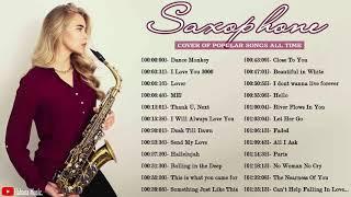 Top 30 Saxophone Cover Popular Songs - Best Instrumental Saxophone Covers 2020