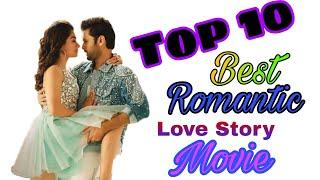 Top 10 South Best Romantic Love Story Movie Hindi Dubbed