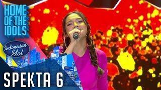 LYODRA - TILL IT HURTS (Yellow Claw ft. Ayden) - SPEKTA SHOW TOP 10 - Indonesian Idol 2020