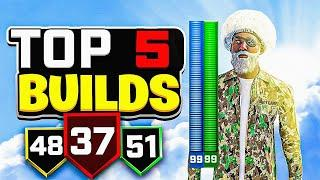Top 5 Best Builds in NBA 2K21! Most Overpowered Builds in NBA 2K21! Patch 1