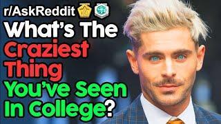 Students Reveal Their Craziest College Stories (r/AskReddit Top Posts | Reddit Stories)