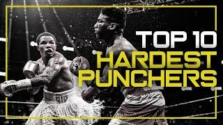 Top 10 Hardest Punchers In Boxing (circa 2020)   GPboxing