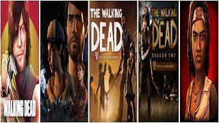 Top 5 Best The Walking Dead games for Android! | Best of the Walking Dead Games All Series
