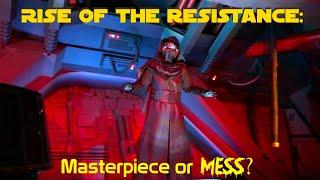 Rise of the Resistance: Masterpiece or Mess?