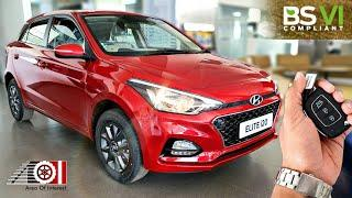 2020 Hyundai Elite i20 BS6 Sportz+ | On Road Price List | 2nd Top Model | Features | Specs