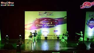 Kids Fusion Mix Dance Performance   Hindi + English Remix Songs   Step2Step Dance Studio   Mohali