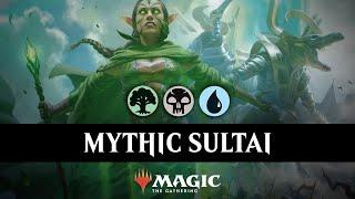 Top 100 Mythic SULTAI RAMP | No Growth Spiral?  No Problem...kinda...
