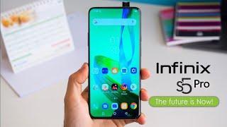Infinix S5 Pro | Official look | 32MP Pop up selfie