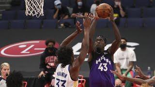 Raptors Lead Warriors By 61 Points! 2020-21 NBA Season
