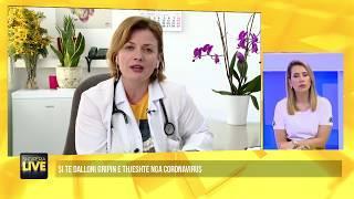 Eksperimenti mbaj frymen 10 sek, a na tregon se kemi Koronavirus? - Shqipëria Live, 13 Mars 2020