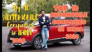 Top 10 Automobile