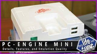 PC-Engine Mini - Details, Features, and Emulation Quality :: MLiG Mini / MY LIFE IN GAMING