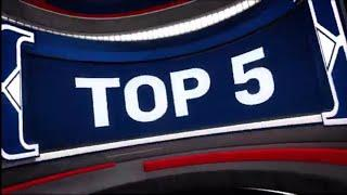 NBA Top 5 Plays Of The Night | August 14, 2020