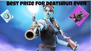 Fortnite Death Run Completing it (Torture)!!!