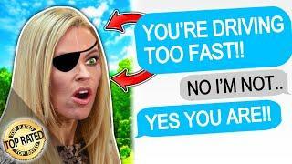 r/EntitledParents KAREN LOSES IT ON AMAZON DRIVER! | r/EntitledParents Top Posts of All Time