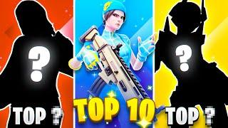 Ranking The TOP 10 CONSOLE PLAYERS In The WORLD
