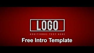TOP 10 Amazing Intro Logo 2020 Free Download (After Effect Template)