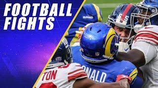 The Weirdest NFL Fight: Best & Worst of Week 4