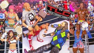 WWE TLC 2019 REVIEW & RESULTS! ACTION FIGURE SET-UP!