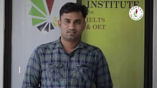 BEST IELTS TRAINING INSTITUTE IN KERALA | STUDENT TESTIMONIAL | DRONA IELTS INSTITUTE | OET CBT PTE