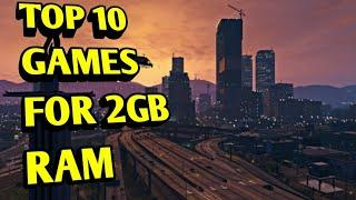 TOP 10 GAMES FOR 2GB RAM PC ||Best games of all time || GAMES FOR LOW END PC || SGTV HINDI