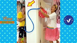 New Funny Videos 2020 ● People doing stupid things P109