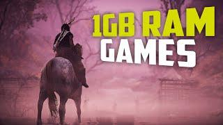 Top Games For 1GB RAM PC Without Graphic Card   Low End PC Games   2020