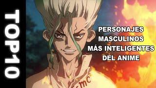 Top 10 personajes masculinos más inteligentes del anime