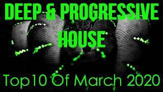 Deep & Progressive House Mix 039 | Best Top 10 Of March 2020