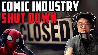 Diamond Distributors Shut Down Leads to Freeze on All New Comic Book Releases // Comic News