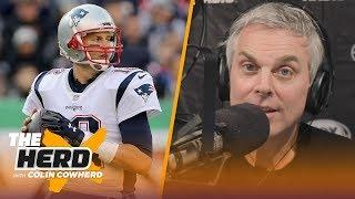 Colin Cowherd reacts to Tom Brady's decision to part ways with the Patriots | NFL | THE HERD