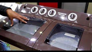 Kanwood - Semi Automatic Top Load Washing Machine Price in Islamabad Pakistan 2020