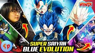 Top 10 Facts About Super Saiyan Blue Evolution   Explained in Hindi